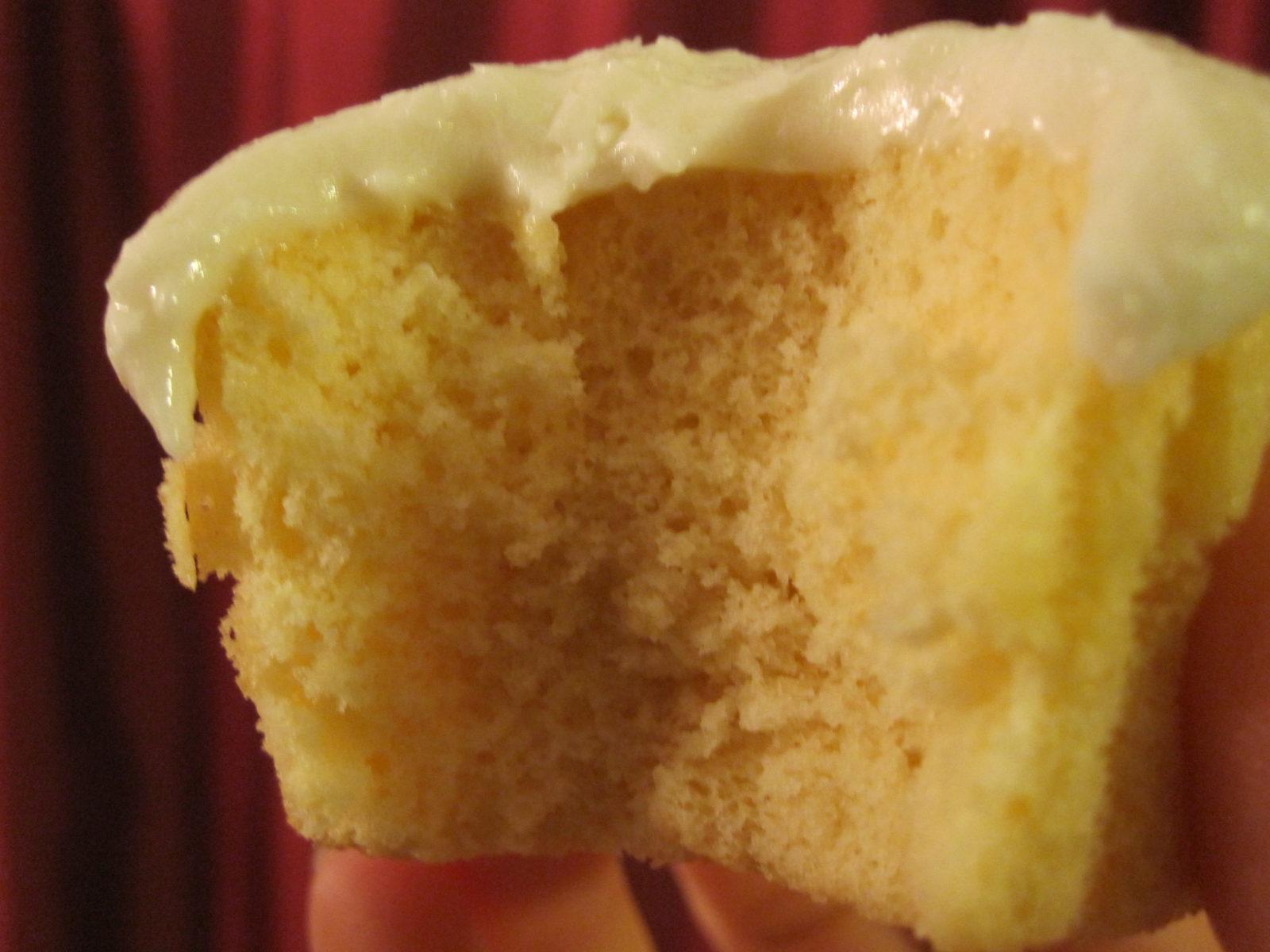 Easy Soda Cupcakes