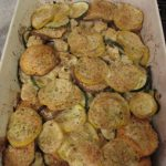 Roasted Veggie Casserole