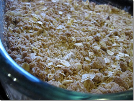 Easy and Delicious Apple Crisp Recipe
