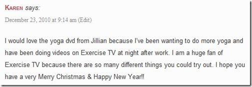 jillian winner