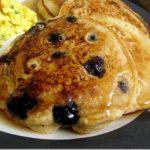 Best Ever Fluffy Pancakes