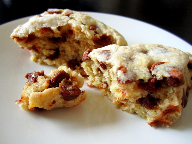 Cinnamon Chip Scones