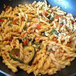 Asian Pasta Stir-Fry