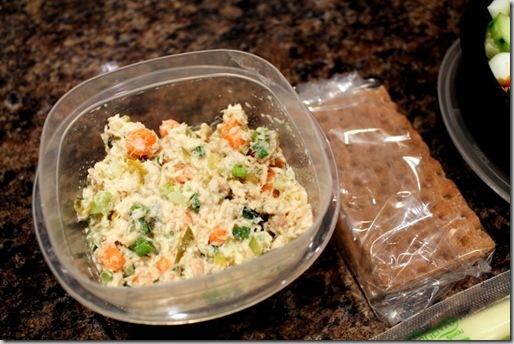 sweet tuna salad