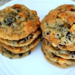 Chocolate Chip Peanut Butter Surprise Cookies