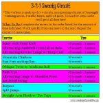 3-2-1 Sweaty Circuit