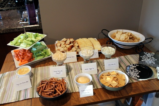 Simple Graduation Party Food Ideas