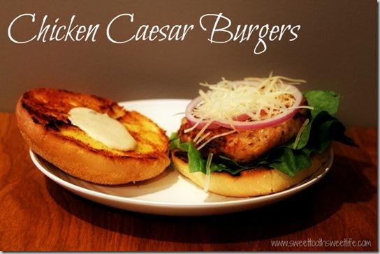 Chicken Caesar Burgers1