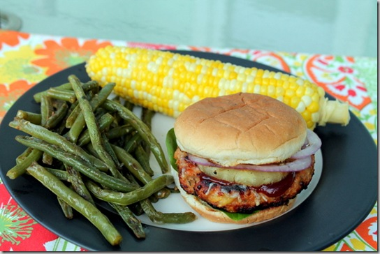 Hawaiian Chicken Burgers (11)