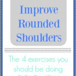 How To Improve Rounded Shoulders