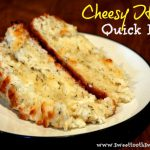 Cheesy Italian Quick Bread
