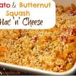 Tomato & Butternut Squash Mac 'n' Cheese