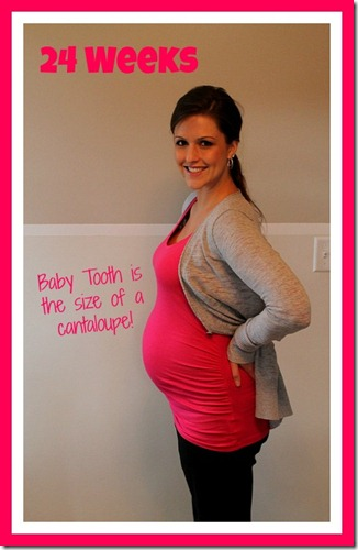 Baby Tooth: 24 Weeks