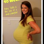 Baby Tooth: 40 Weeks