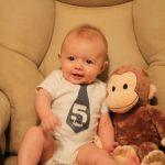 Lucas: 5 Months