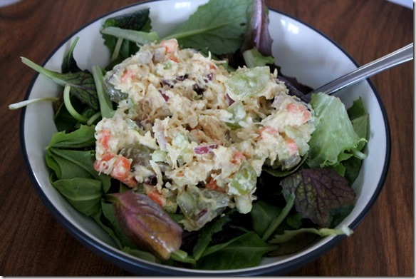 sweet chicken salad