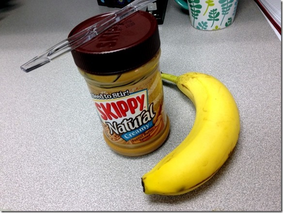 pb & banana