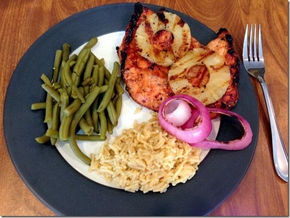 soyaki grilled chicken