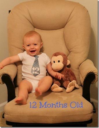 Lucas 12 months