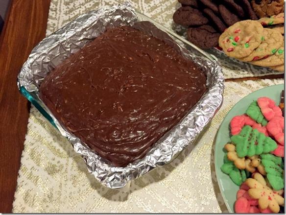 cheesecake toffee fudge