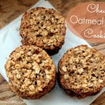 Chewy Oatmeal Pecan Cookies