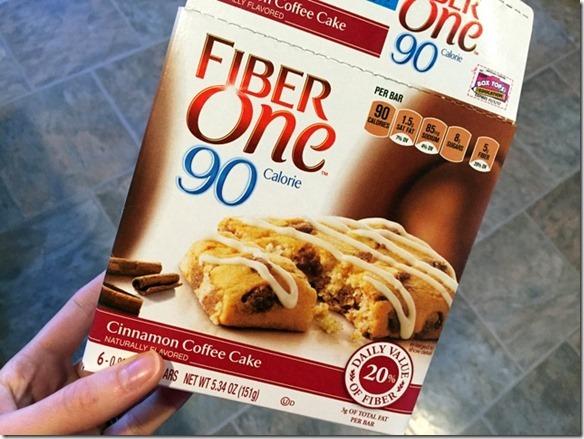 Fiber One Coffee Cake
