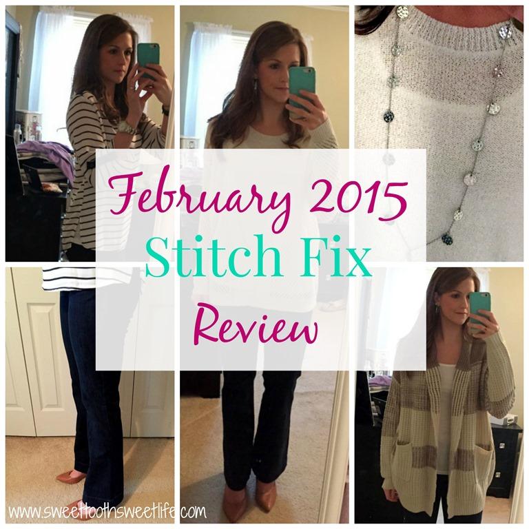26d16ad503b February Stitch Fix Review