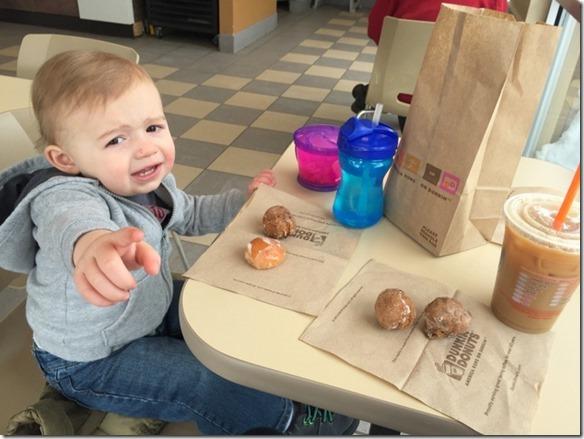 dunkin donuts date