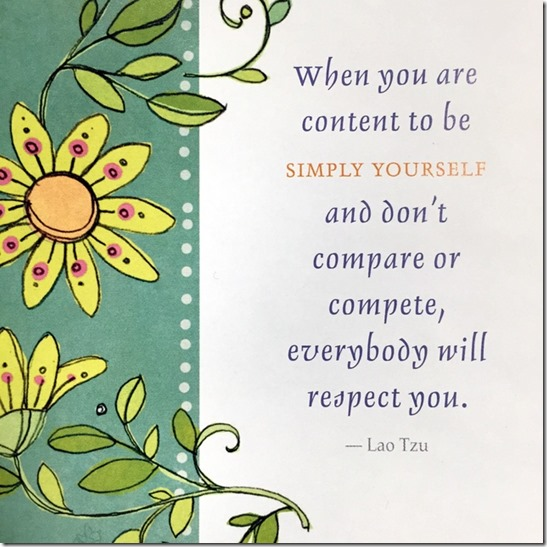 don't compare quote