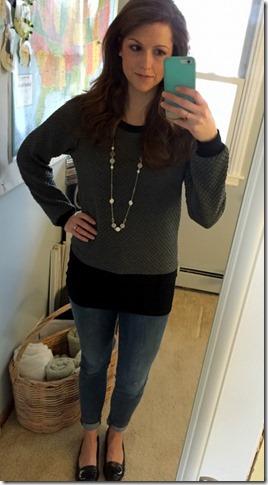 Alix Sweater from Weston Wear