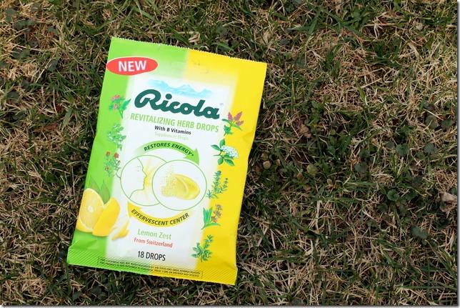 Ricola Herb Drops #swissherbs