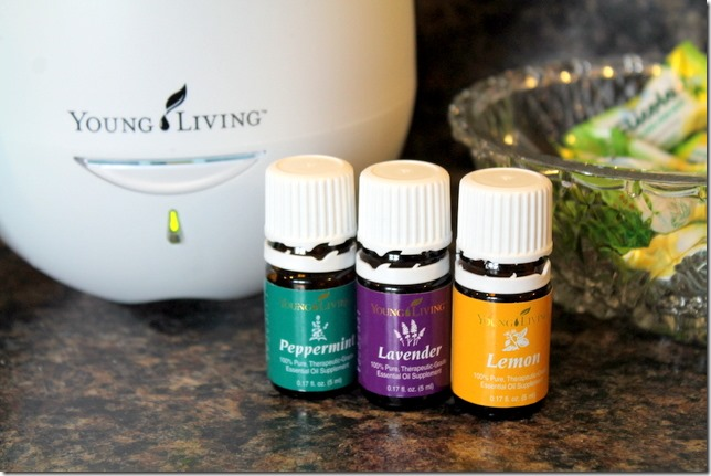 Young Living Allergy Trio