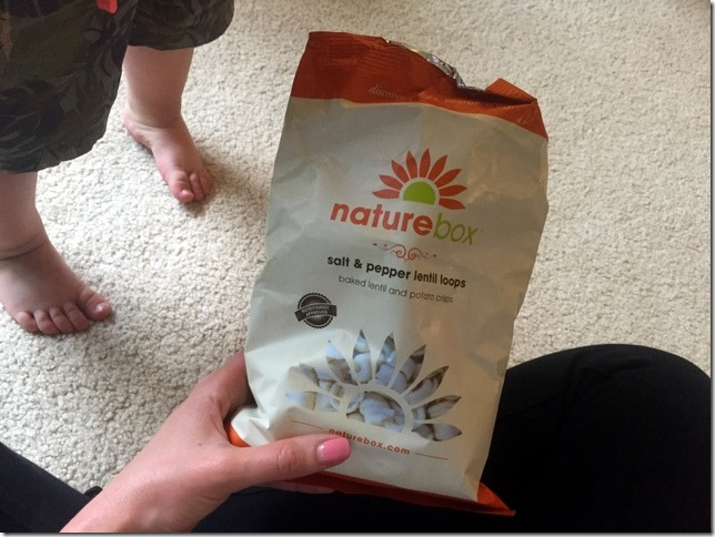 naturebox lentil loops