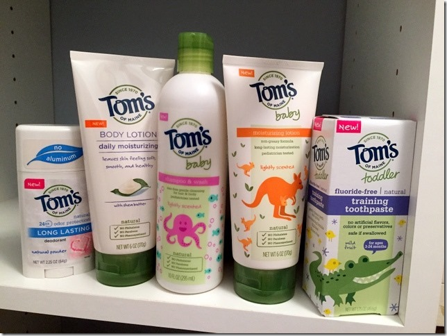 Tom's products