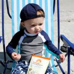 Beach Snacking with NatureBox