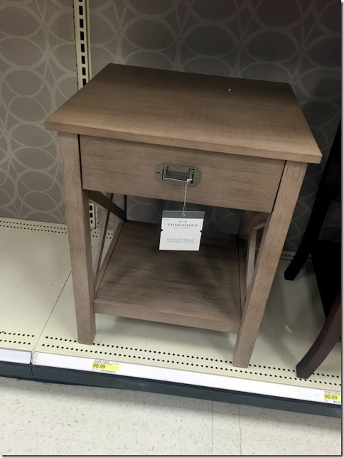 threshold accent table
