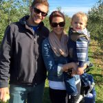 Apple Orchard Fun + A Delicious Date Night