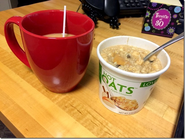 hot oats