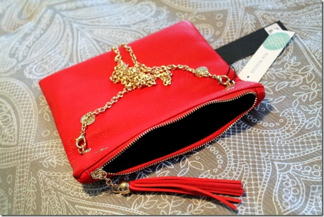 STREET LEVEL Meyer Tassel Clutch