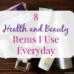 8 Health and Beauty Items I Use Everyday