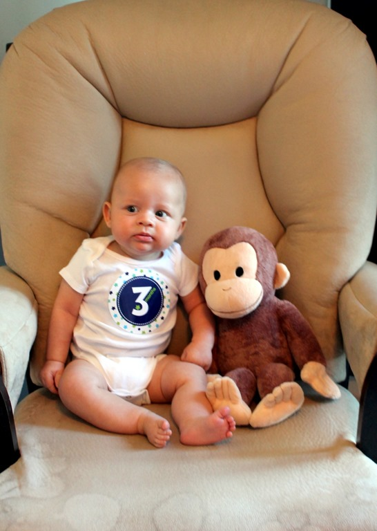 Alex: 3 Months - Sweet Tooth Sweet Life