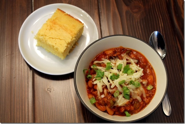beef and beans chili recipe