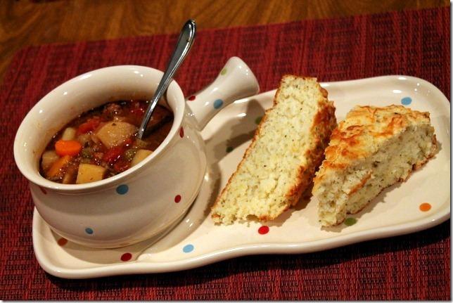 lean vegetable beef soup