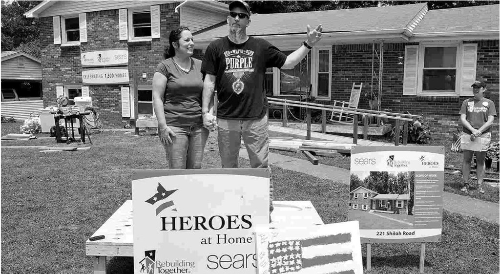Sears Heroes At Home For The Holidays Program Launched