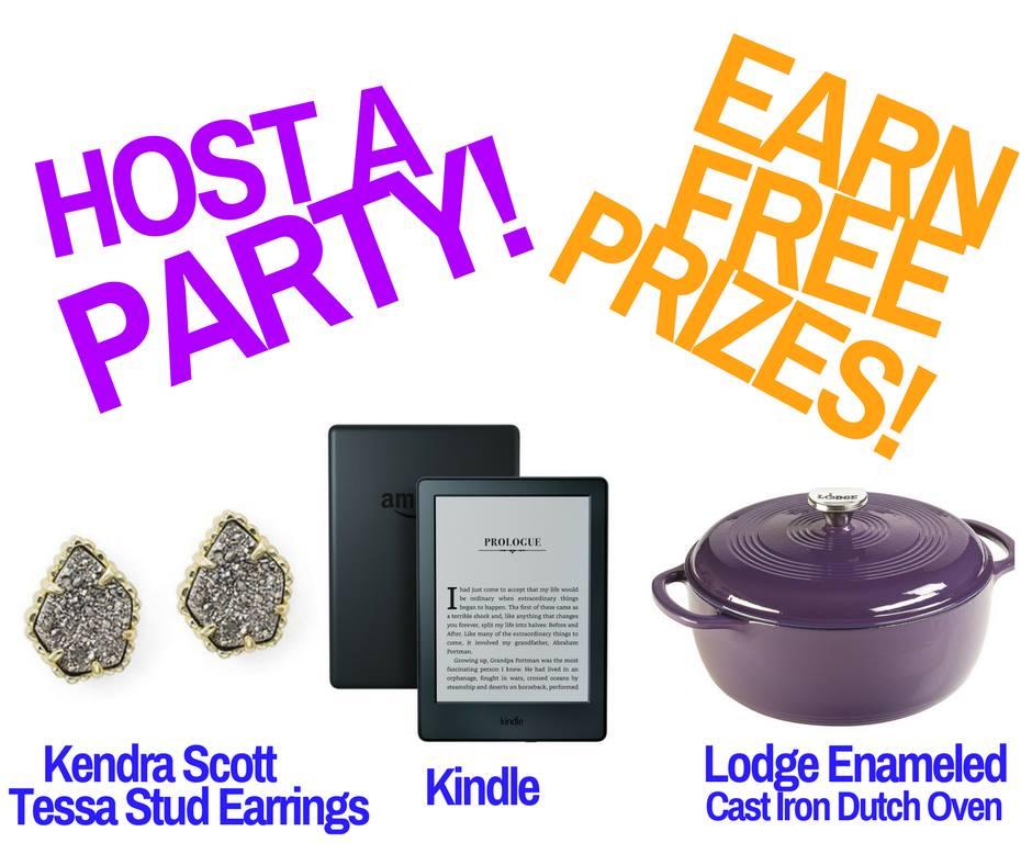 host prizes
