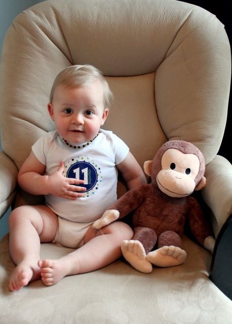 Alex: 11 Months - Sweet Tooth Sweet Life