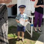 Lucas's Preschool Moving Up Day