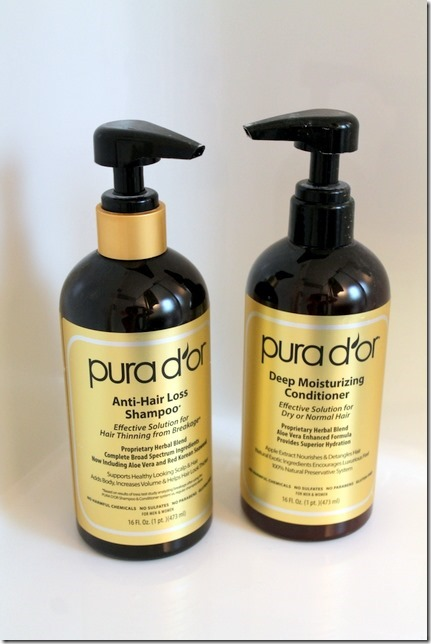 postpartum hair loss shampoo and conditioner
