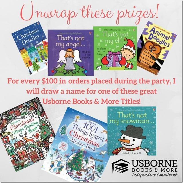 prizes mystery christmas