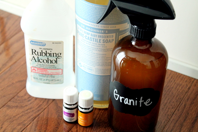 Diy Household Cleaners Using Essential Oils All Purpose